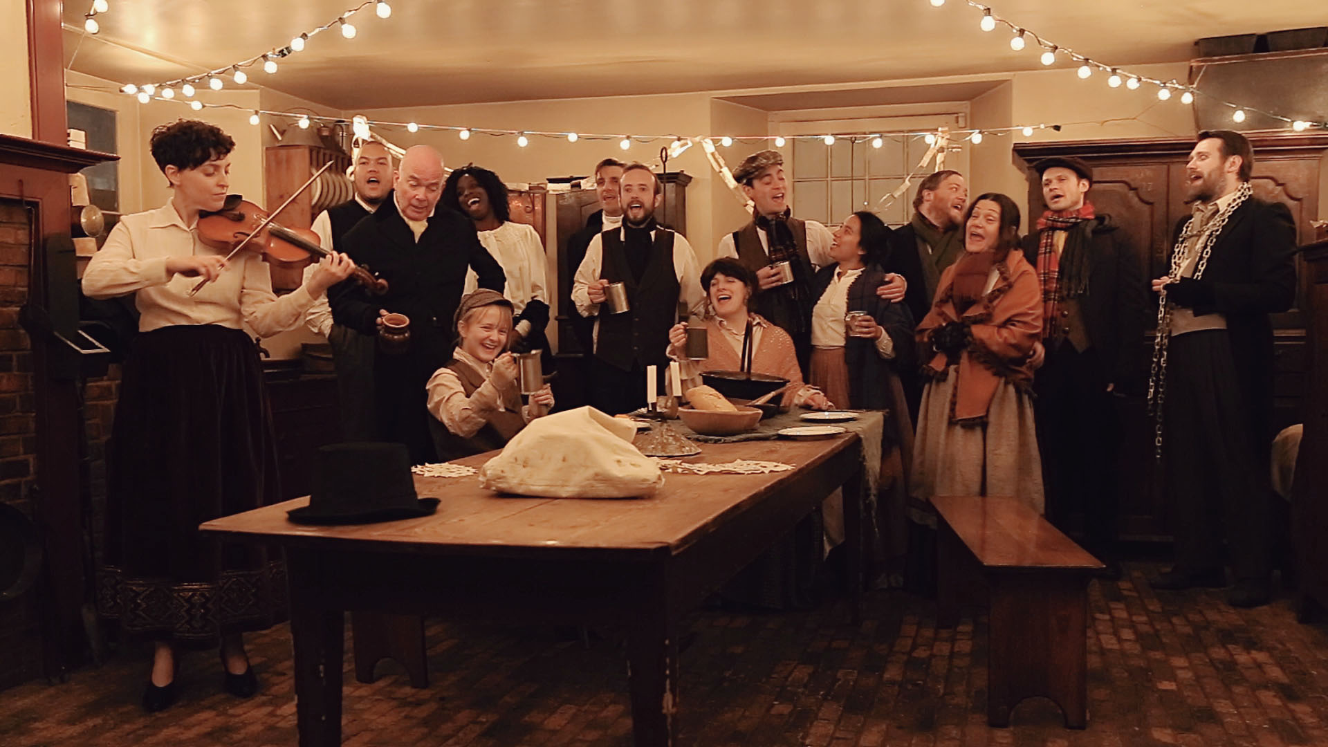 'A Christmas Carol' 2018 Production - Video Still Courtesy of Laura Dittmann